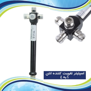 Cavity Power Splitter 4 way